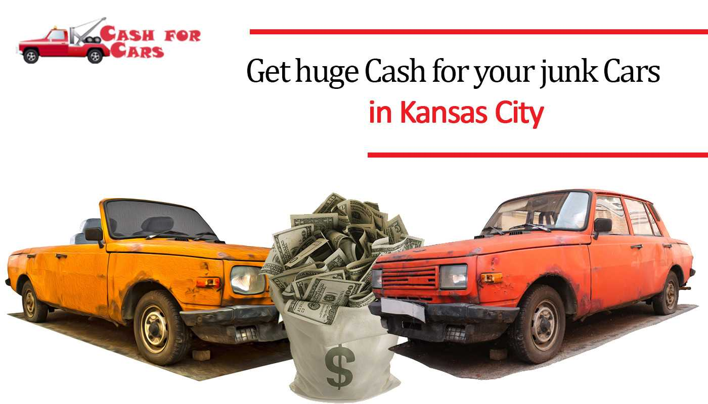 cash for junk cars in kansas city
